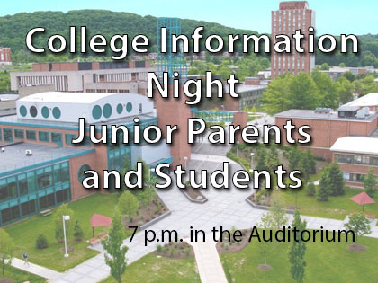 College Info Night