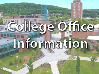 College Office Info