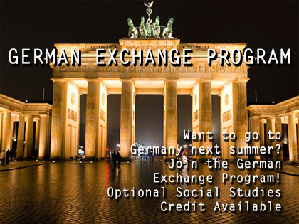 German Exchange Summer 2020 Trip