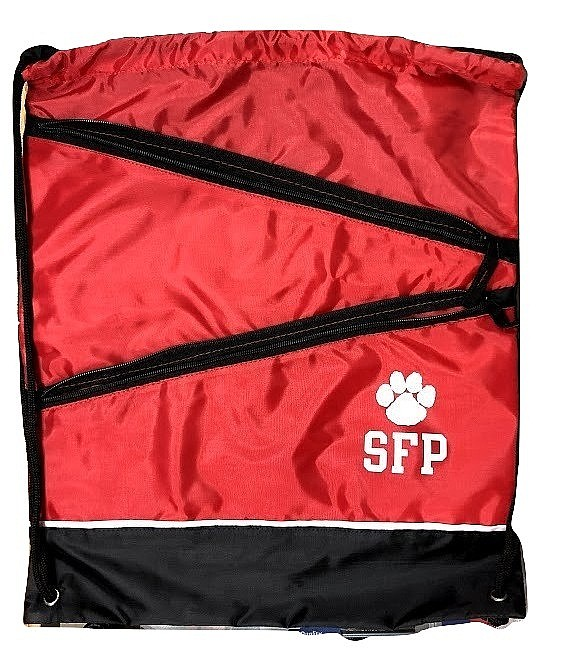 Red SFP String Bag