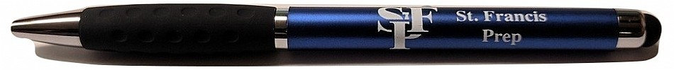 Blue SFP 2-in-1 Stylus Pen