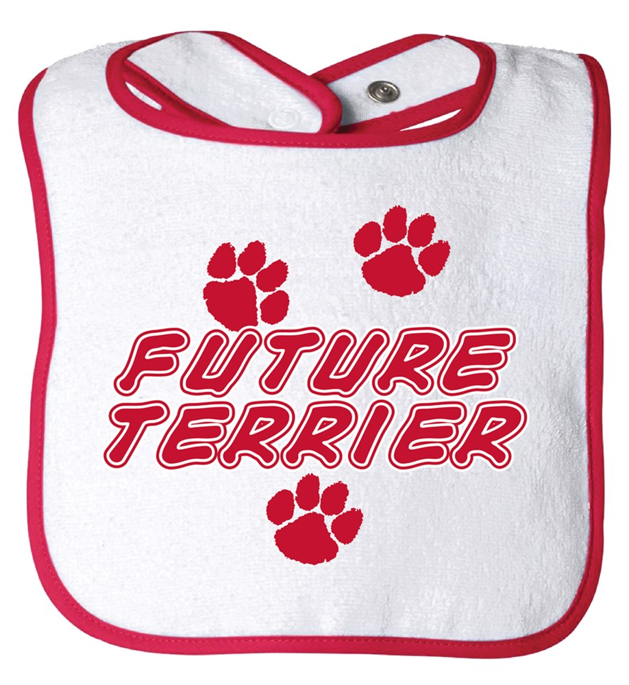 Future Terrier Bib
