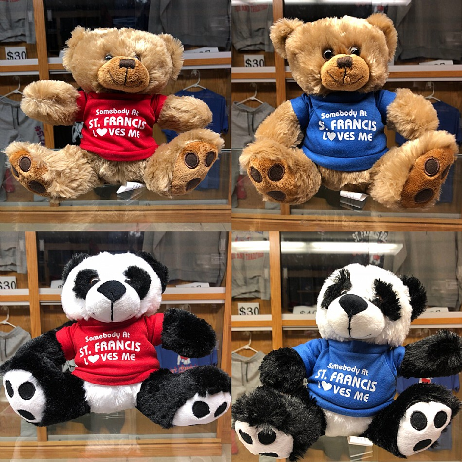 SFP Teddy & Panda Bears
